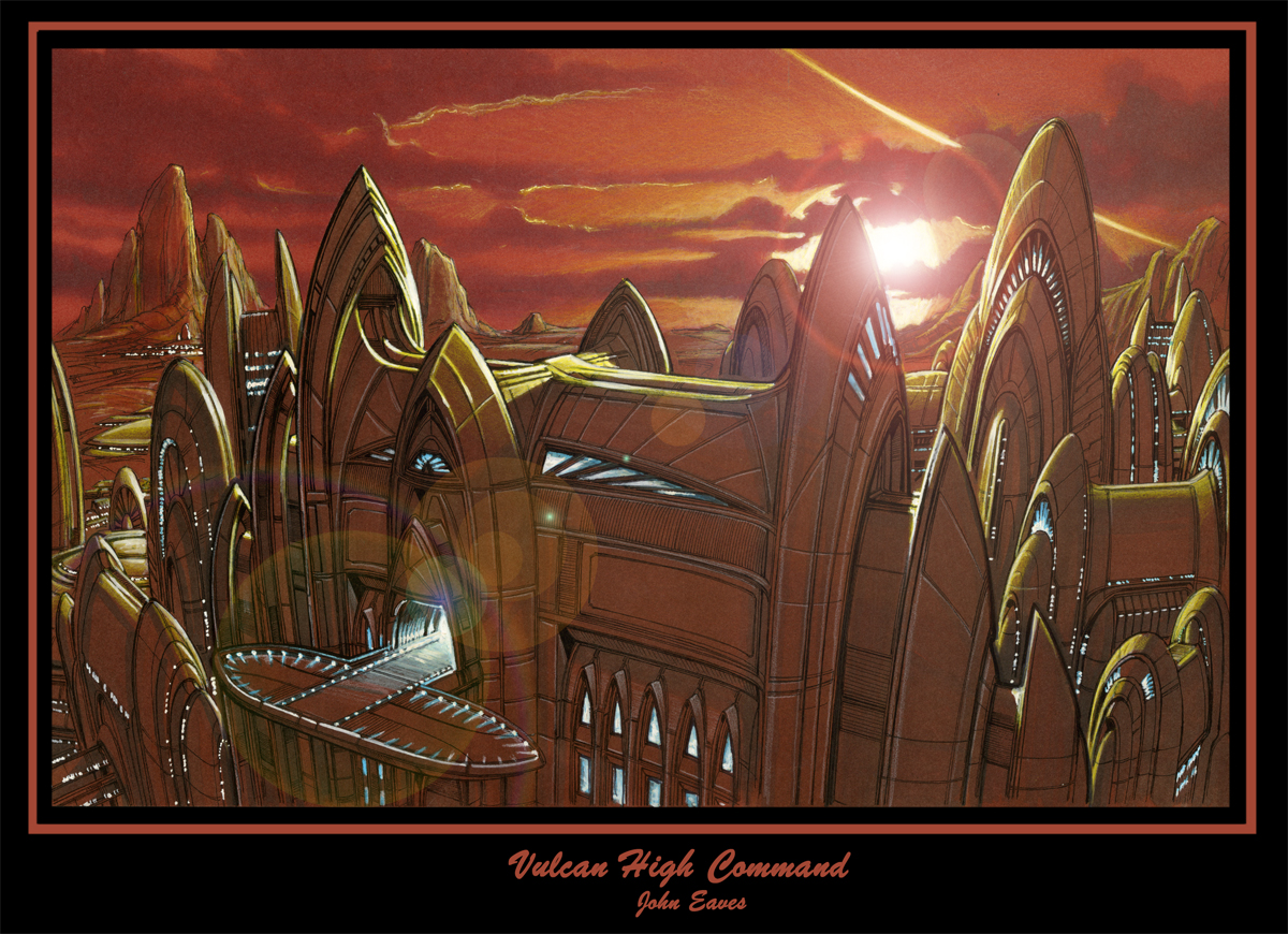 vulcan architecture volume 3