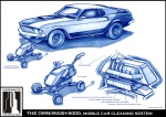 car wash device