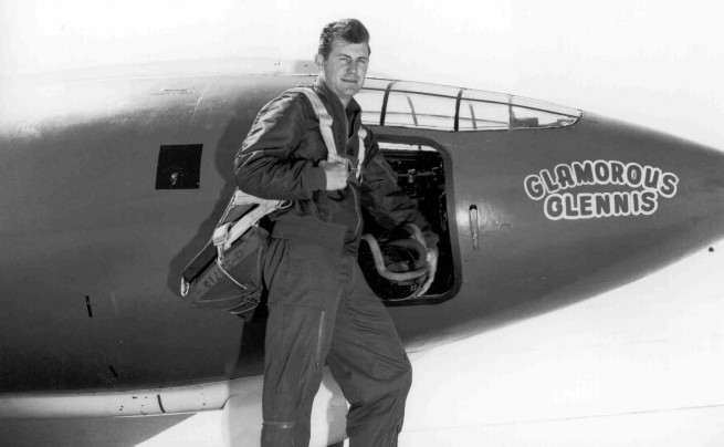 Chuck Yeager and the X-1