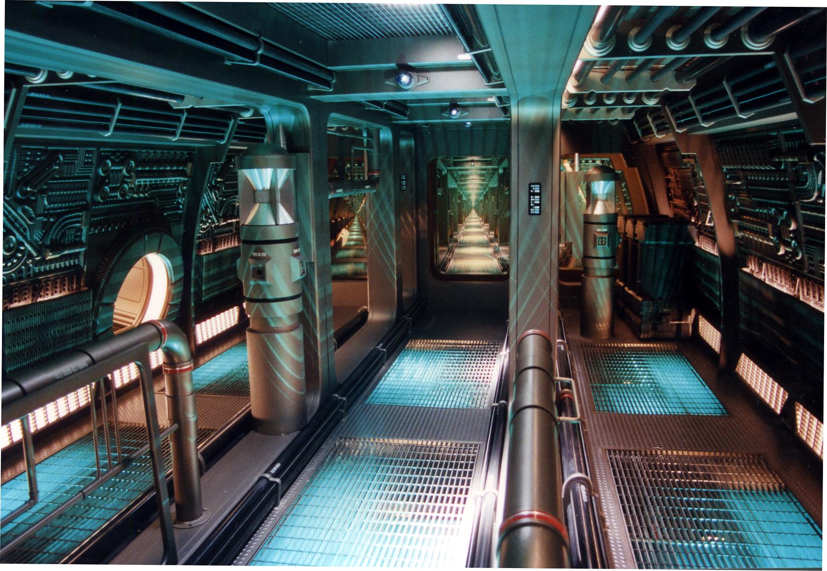 Corridor | Memory Alpha | FANDOM powered by Wikia |Uss Enterprise Corridors