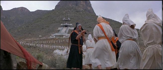 costume de prêtre de DOOM,  CONAN LE BARBARE [1982] 40