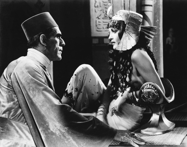 More of Karloff and Johann