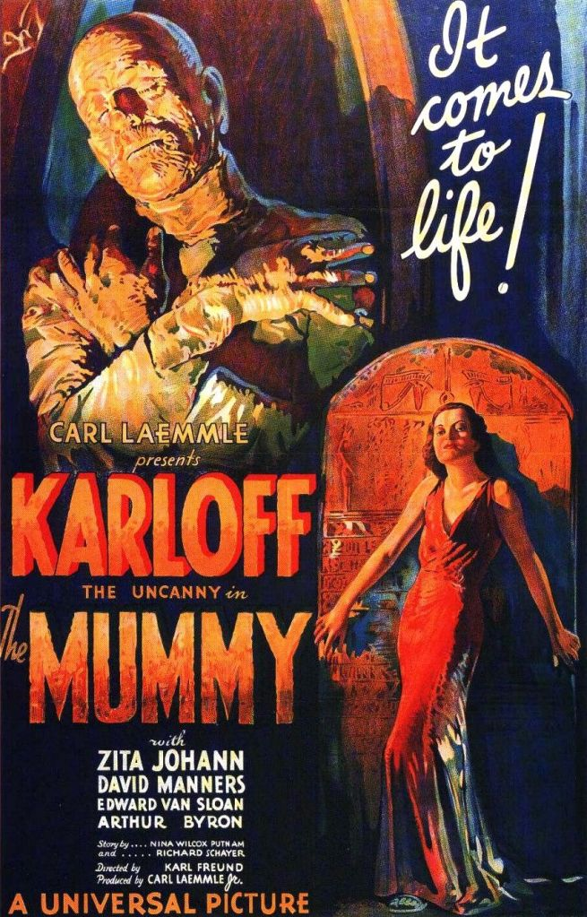 the original 1932 poster
