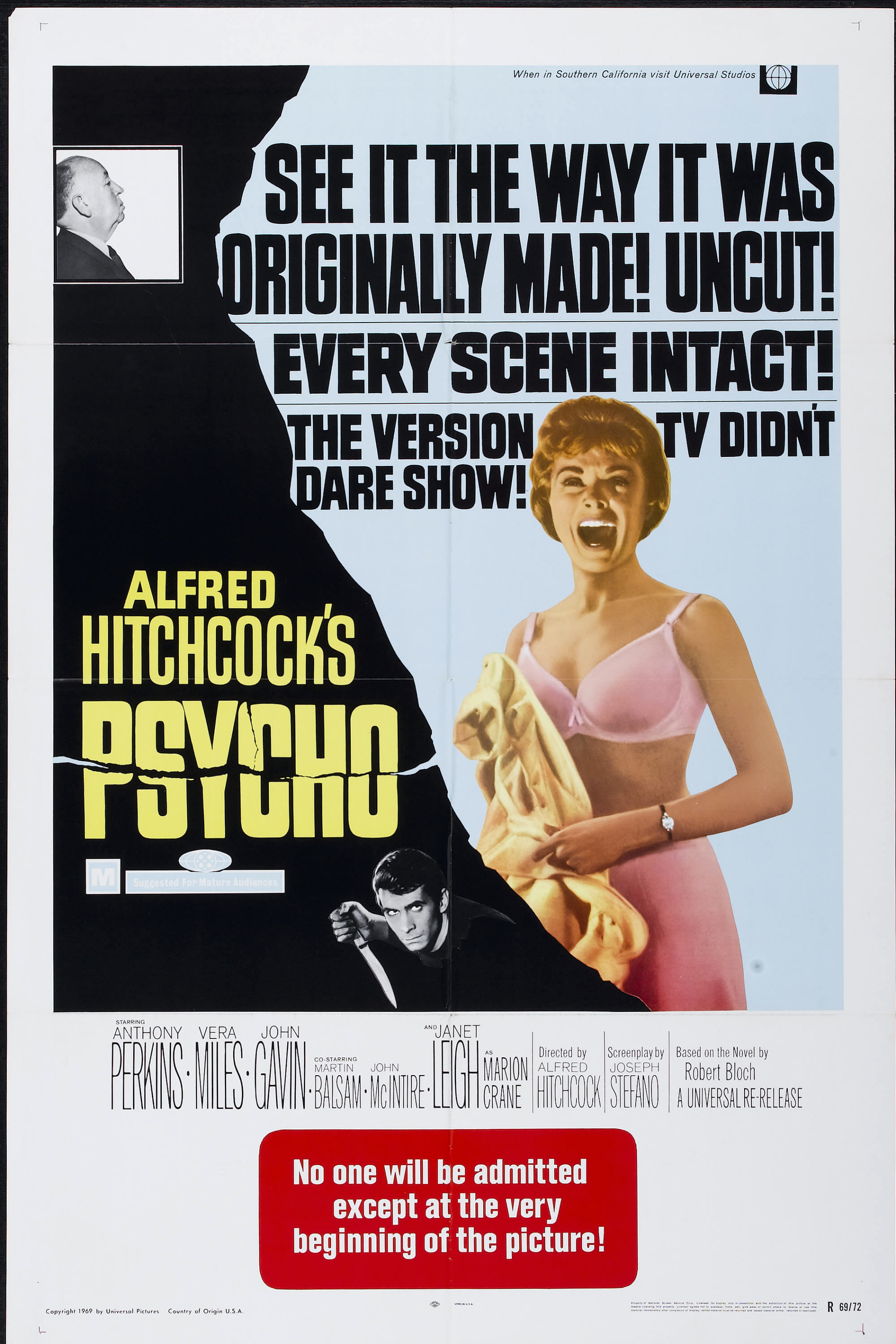 psycho hitchcocks schizoid masterpiece Here we list mainly scholarly hitchcock-related publications  his masterpiece,  nearby modern motel depict a type of 'schizoid architecture' in psycho.
