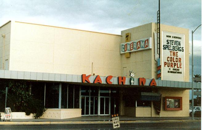 the Kachina!